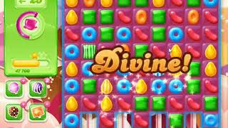 Candy Crush Jelly Saga Level 866 - NO BOOSTERS (FREE2PLAY-VERSION)