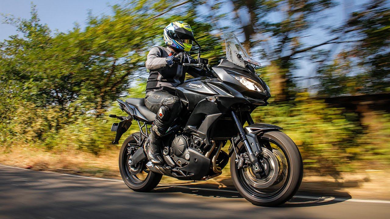 Kawasaki Versys 650 Road Test Review