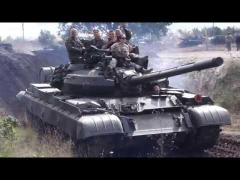 XIII Zlot Militarny Borne sulinowo 2016