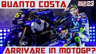 QUANTO COSTA ARRIVARE IN MOTOGP? LIKE A SIR TALKS