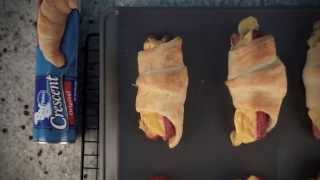10 Seconds To Dinner: Crescent Dogs