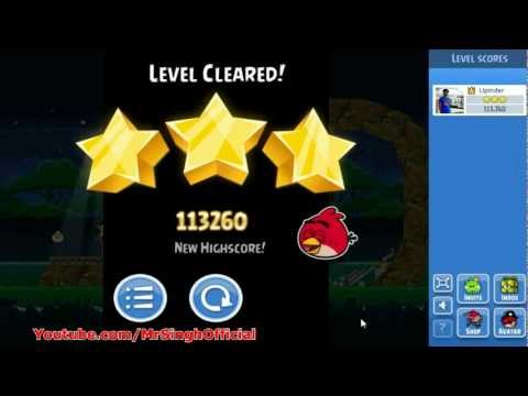 Angry Birds Friends - Week 14 Level 3 Tournament August 20 3Star Walkthrough Week 14 Level 3 from YouTube · Duration:  37 seconds