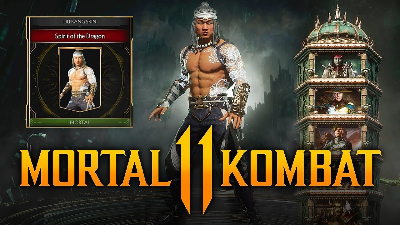 Mortal Kombat 11 How To Unlock New Liu Kang Spirit Of The