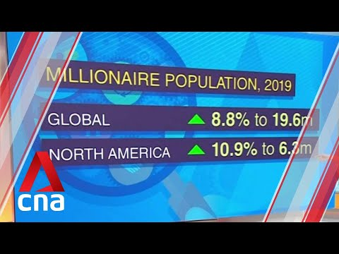Asia Pacific millionaire growth fails to top world: Capgemini World Wealth Report