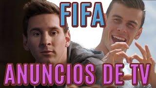 Anuncios de Televisión del FIFA (2009-2016)