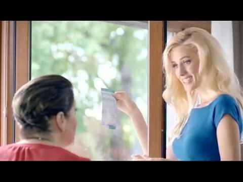 Wilma Elles  Isıcam Konfor Reklamı