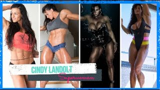 🔥Lifting and Life in Zurich with Cindy Landolt 😍 Superwoman Workout Motivation ✨✔️