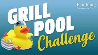 Grill Pool Challenge Remimag