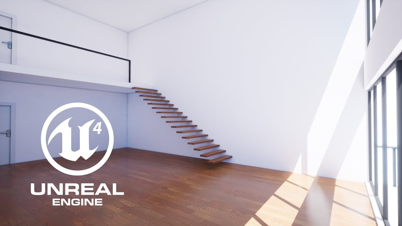 3dsmax Architecture Visualization Tutorial Unreal Engine 4 Youtube