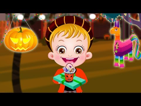 Baby Hazel Video Game - Baby Hazel Halloween Party - Baby Hazel Party Games from YouTube · Duration:  25 minutes 40 seconds