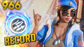 NEW *WORLD RECORD* PHARAH ULT?!? | Overwatch Daily Moments Ep. 966 (Funny and Random Moments)