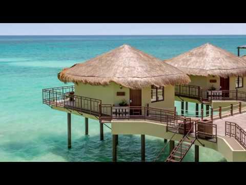 Palafitos Overwater Bungalows Mexico - El Dorado Maroma Luxury Resort