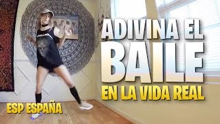ADIVINA LA BAILE DE FORTNITE IN REAL LIFE - ESP SPAIN ? Tusadivi (tusadivi)