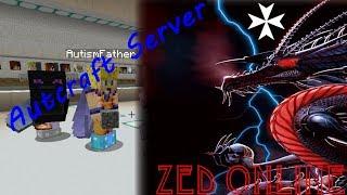 Autcraft Minigames, Hide & Seek