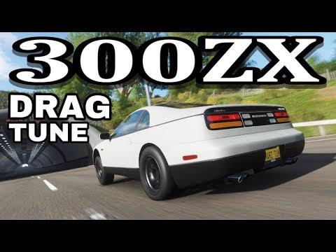 NISSAN FAIRLADY Z ( 300ZX ) - DRAG TUNE - FORZA HORIZON 4 thumbnail