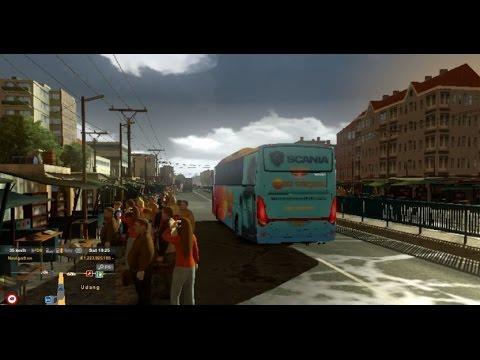 download euro truck simulator 2 mod bus gratis