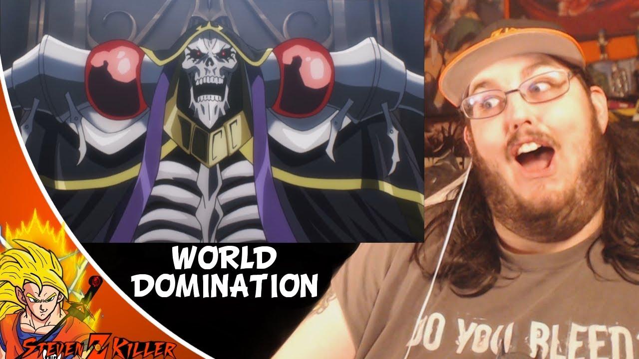 Overlord Season 3 Episode 2 - WORLD DOMINATION! REACTION!!!