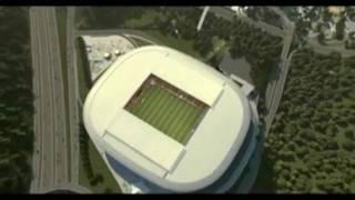 GALATASARAY, Türk Telekom Arena - Reklam Filmi - HD