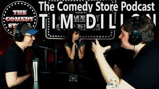 The Comedy Store Podcast | Tim Dillon
