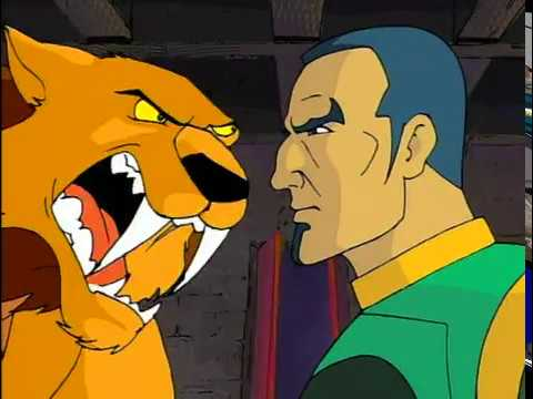 Legend of the Dragon - Season 2 Episode 09 - Friend or Foe