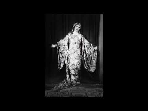 "[Great sound] Flagstad in one of the most dazzling ""Liebestod"" (Tristan und Isolde) ever"