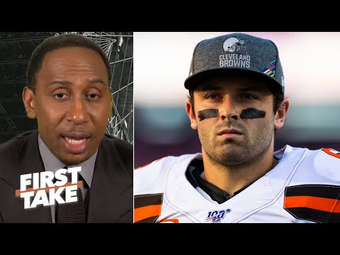Browns should regret taking Baker Mayfield not Sam Darnold, Saquon Barkley – Stephen A. | First Take