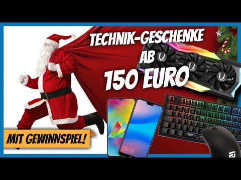 Die besten Technik-Geschenke / Gadgets über 150 Euro