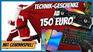 Die besten Technik-Geschenke / Gadgets über 150 Euro 🎁🎄 (Weihnachten 2019) mit Gewinnspiel