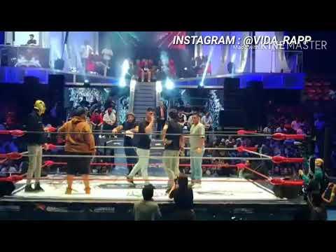 TEAM PERU 🇵🇪 VS TEAM VENEZUELA 🇻🇪 -🔥BATALLON 🔥4tos - GOD LEVEL 2019  -  FULL HD