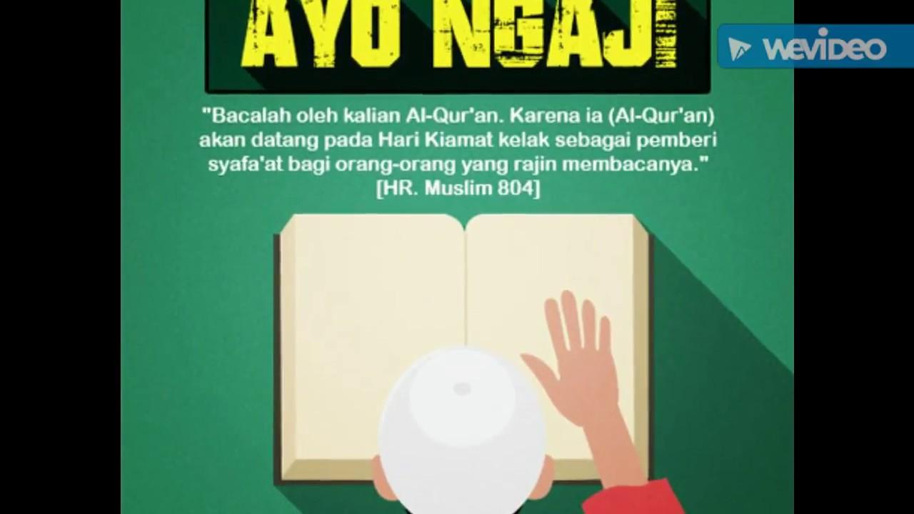 Kata Mutiara Guru Ngaji