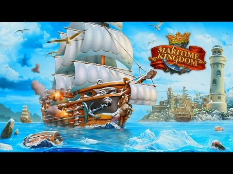 Maritime Kingdom Android GamePlay Trailer (1080p) [Game For Kids]