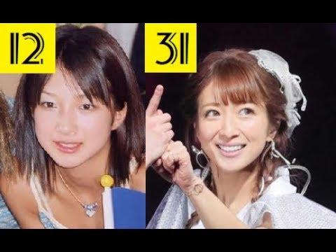 辻希美 15歳