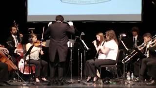"Peacherine Ragtime Society Orchestra - ""The Peacherine Rag"""
