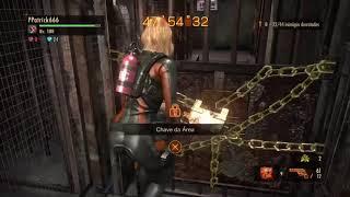 Resident Evil Revelations 2 Sobrevivente do fim de semana Nº 79 (44'41)