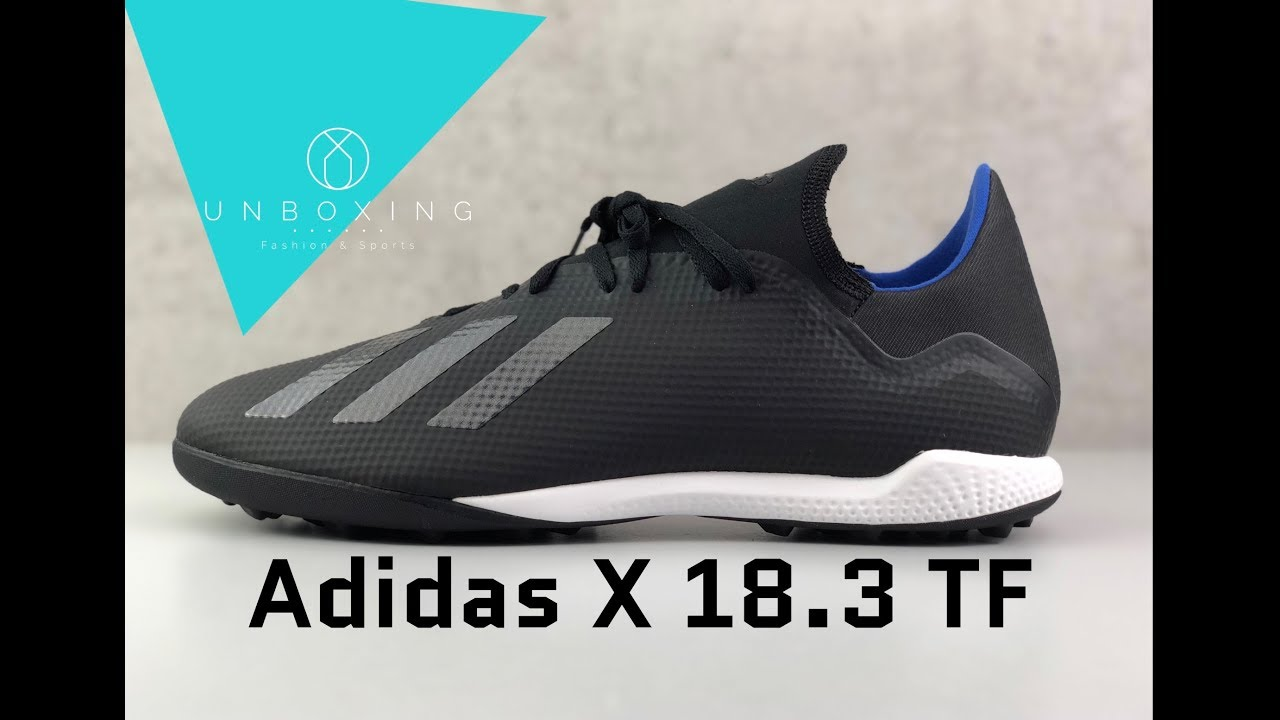 Adidas X 18.3 TF 'Archetic Pack