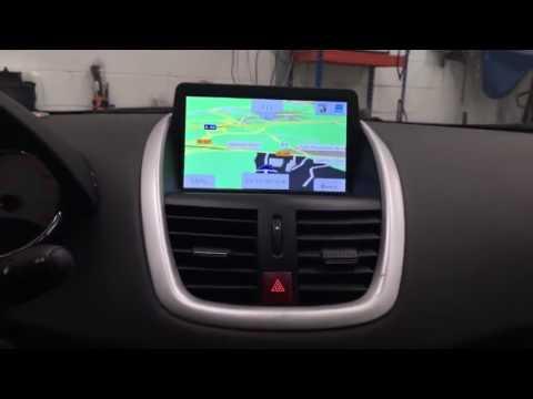 Штатная магнитола для Peugeot 207 Winca M207 S160 Android 4 4 4