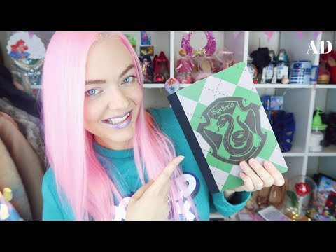 August Favourites | Primark Harry Potter & 1940's Festival