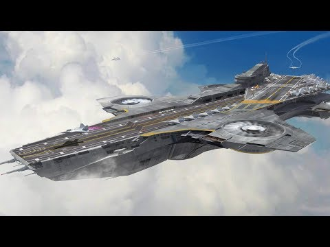 TOP 10 Biggest AIRCRAFT CARRIER |HD| - 2015