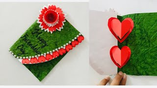 DIY friendship day greeting cards/ best gift for friends/ handmade cards/ unique craft / cards