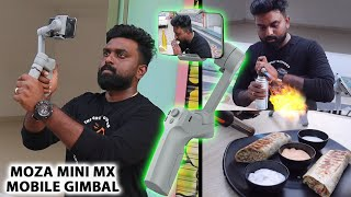 Re-creating Vikram Teaser Using Moza Mini MX Mobile Gimbal
