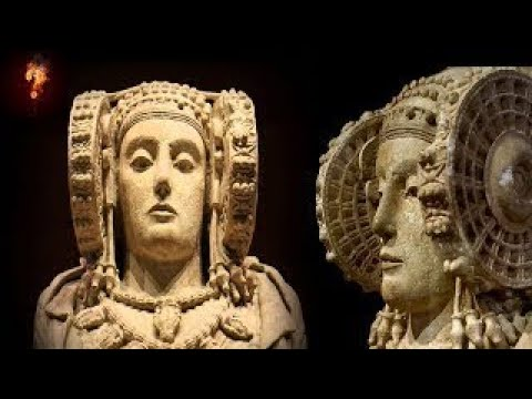 High Tech Ancient Queen Found In Spain?