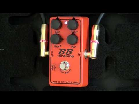 Xotic Effects BB Preamp Review - BestGuitarEffects.com