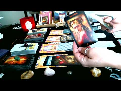 Pick A Card- Yes/No Tarot Reading-All Signs-4
