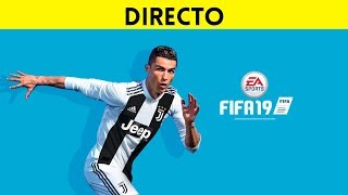 STREAMING ESPAÑOL FIFA 19 en PS4 Pro (Demo) - Gameplay en directo
