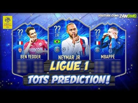 FIFA 20 | LIGUE 1 TOTS PREDICTION!! 😱🔥 | FT. MBAPPÉ, NEYMAR, BEN YEDDER...etc