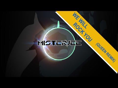 """MisterJee - """"WE WILL ROCK YOU"""" (Queen Remix)"""