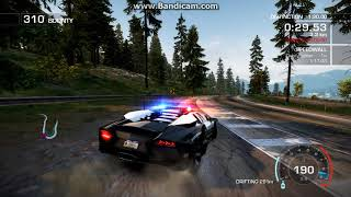 Need For Speed Hot Pursuit 2010 - Reventon Reveal (Cop Mission)