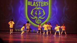 Video MANCA 2016 :: Kerala blasters tribute dance / Diski dance by Rani Sunil download MP3, 3GP, MP4, WEBM, AVI, FLV September 2018
