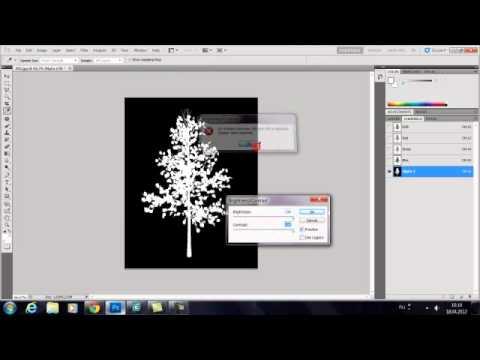 Альфа канал в фотошоп и 3ds Max
