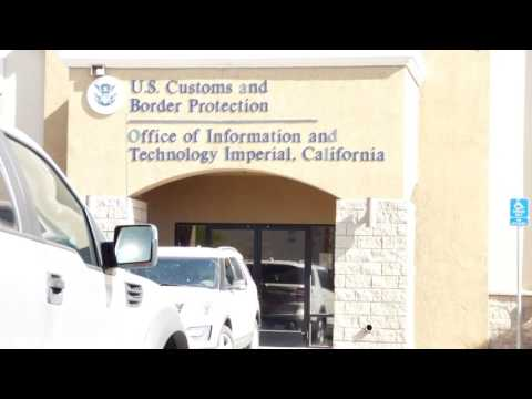 US CUSTOMS AND BORDER PROTECTION, & FBI ACTING SUSPICUOUS, 1st Amend Audit